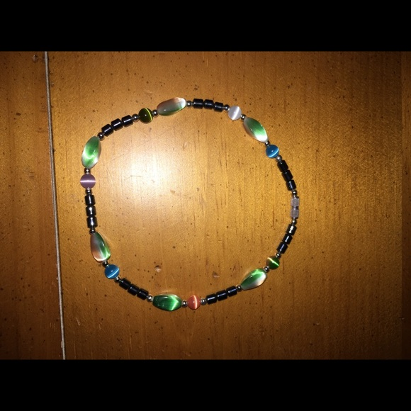 Jewelry - Anklet Multi-bead